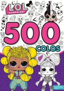 L.O.L. Surprise! - 500 colos