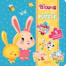 Titounis - Mon petit livre puzzle