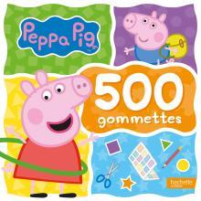 Peppa Pig - 500 gommettes