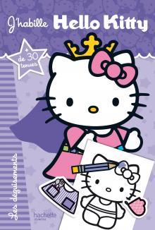 J'habille Hello Kitty - Les déguisements