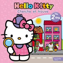 Hello Kitty / Cherche et trouve pour les petits