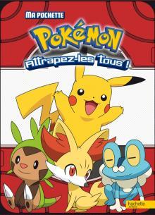 Pokémon - Ma pochette posters