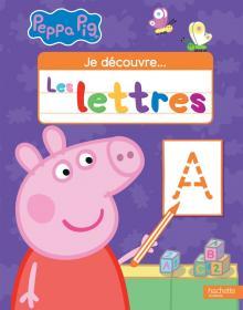 Peppa Pig - Je découvre les lettres