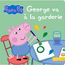 Peppa Pig - George va à la garderie