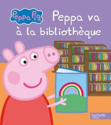 Peppa Pig - Peppa va à la bibliothèque