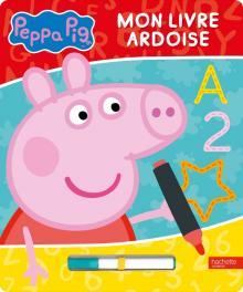Peppa Pig - Mon livre ardoise