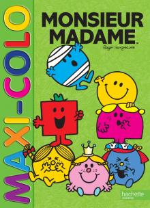 Monsieur Madame - Maxi colo