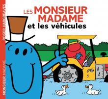Les Monsieur Madame et les véhicules