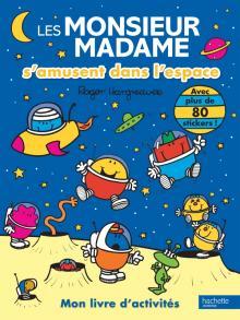 Les Monsieur Madame s'amusent dans l'espace