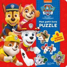 Pat' Patrouille - Mon petit livre puzzle NED