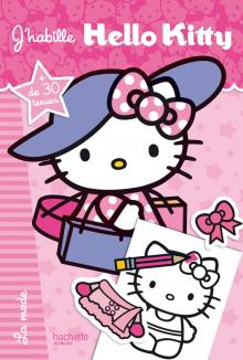 J'habille Hello Kitty - La mode