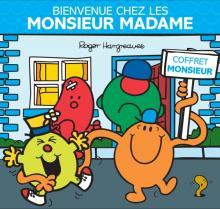 Monsieur Madame -  Bienvenue chez les Monsieur Madame coffret Monsieur