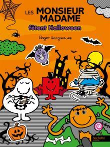 Les Monsieur Madame fêtent Halloween - activités