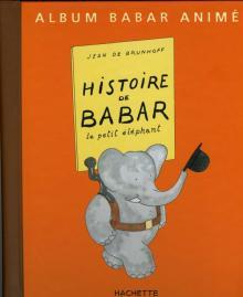 Histoire de Babar - Livre animé