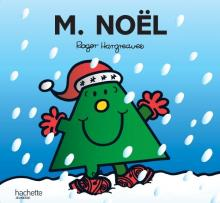 Monsieur Noël en grand format.