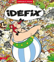 Cherche et trouve Idéfix