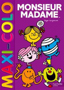 Monsieur Madame - Maxi colo NED