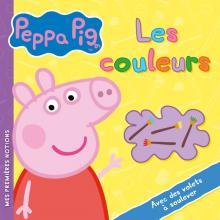 Peppa Pig / Les couleurs