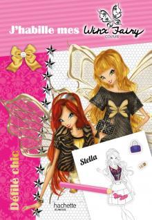 Winx Fairy Couture - J'habille 1 - Défilé chic