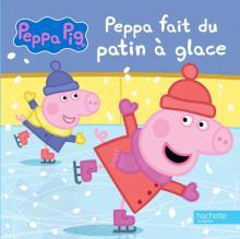 Peppa Pig - Peppa fait du patin à glace