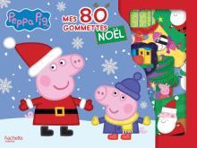 Peppa Pig - Mes 80 gommettes de Noël