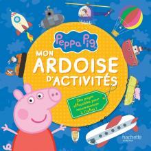 Peppa Pig - Mon ardoise d'activités