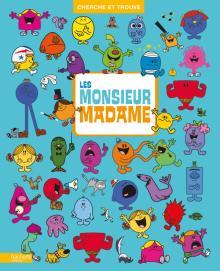 Monsieur Madame Compilation Cherche et Trouve 1 et 2