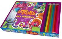 Trolls - Mon coffret Mandalas