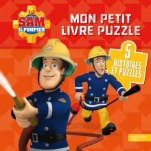 Sam le pompier - Mon petit livre puzzle
