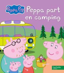 Peppa part en camping