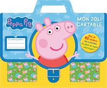 Mon joli cartable Peppa Pig