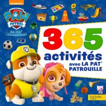 Paw Patrol-La Pat'Patrouille - 365 activités