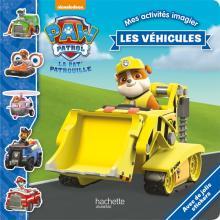 Pat'Patrouille - Mes activités imagiers - Les véhicules