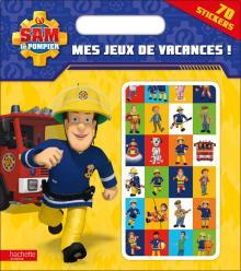 Sam le pompier - Mes jeux de vacances