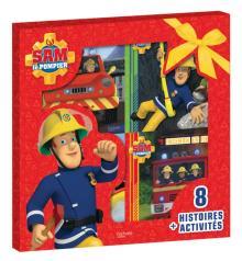 Sam le pompier - Coffret 8 histoires + activités