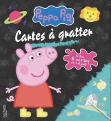 Peppa Pig - Cartes à gratter