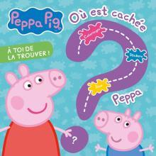 Peppa Pig- Où est cachée Peppa Pig ?