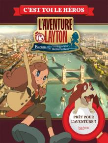 L'Aventure Layton - C'est toi le héros