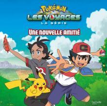 Pokémon-Grand album - Une nouvelle amitié