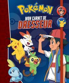 Pokémon - Mon carnet de dresseur