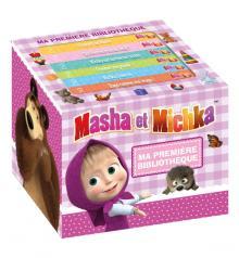 Masha et Michka-Ma Première Bibliothèque 2020