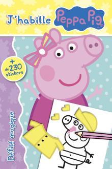 Peppa Pig-J'habille Peppa