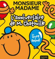 Monsieur Madame-Monsieur Chatouille - Pop-up