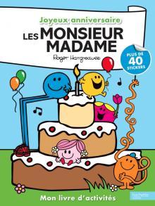 Monsieur Madame - Joyeux anniversaire