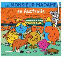 Les Monsieur Madame en Australie - Monsieur Madame