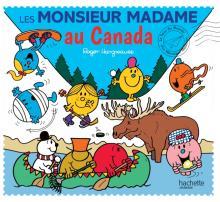 Les Monsieur Madame au Canada