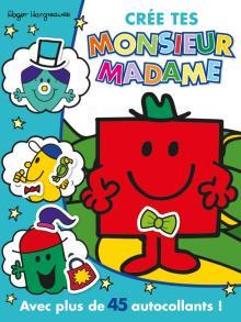 Monsieur Madame - Crée tes Monsieur Madame NED