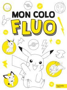 Pokémon - Mon colo fluo