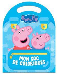 Peppa Pig - Mon sac de coloriages