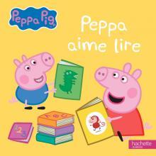 Peppa Pig - Peppa aime lire